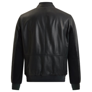 Henry Leather Jacket
