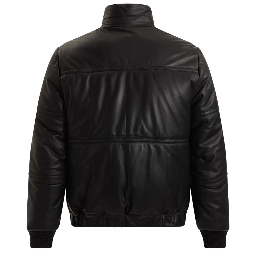 Paddy Leather Bomber