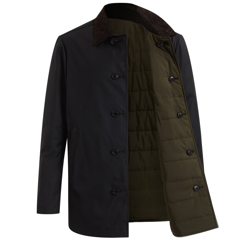 Spencer Reversible Coat