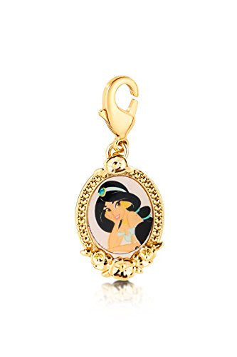 Disney by Couture Kingdom Aladdin Jasmine Cameo Charm
