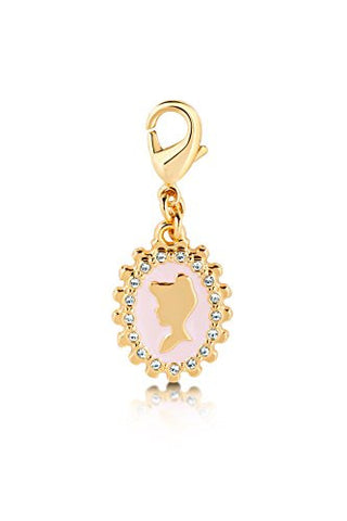 Disney Couture Cinderella Cameo Charm