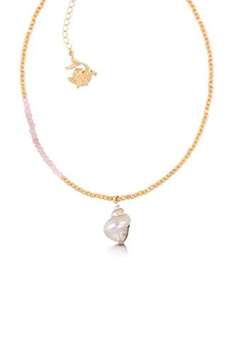 Disney Couture Little Mermaid Shell Necklace