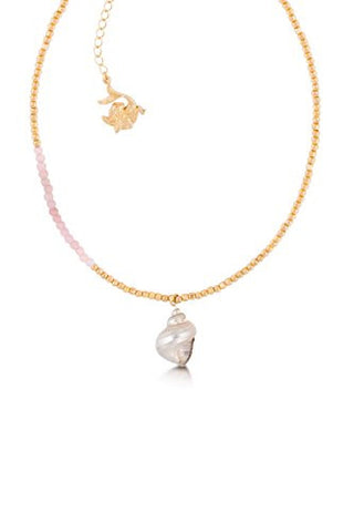 Disney by Couture Kingdom Little Mermaid Shell Necklace