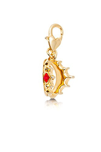 Disney by Couture Kingdom Snow White Princess Crown Charm