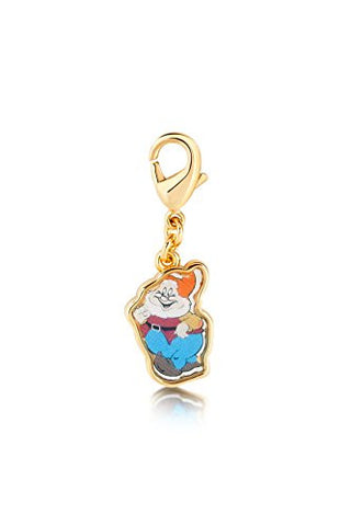 Disney Couture Snow White Happy Dwarf Charm