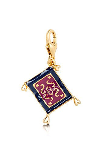 Disney Couture Aladdin Magic Carpet Charm
