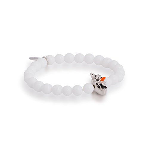 Disney by Couture Kingdom Frozen Olaf at the Beach Beaded Stretch Bracelet