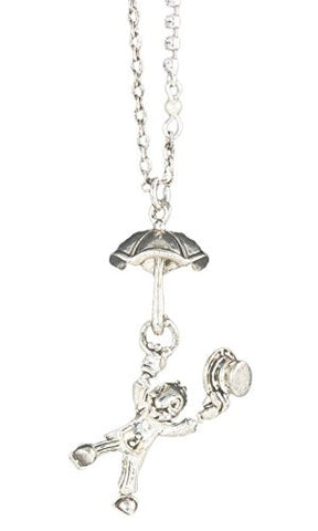 Disney Couture Pinocchio Jiminy Cricket Necklace