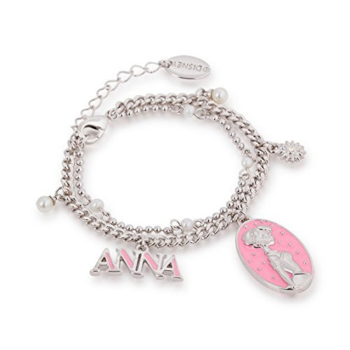 Disney by Couture Kingdom Frozen Anna Charm Bracelet