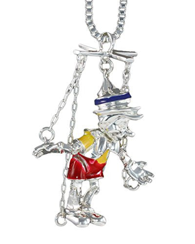 Disney by Couture Kingdom Pinocchio Puppet Necklace