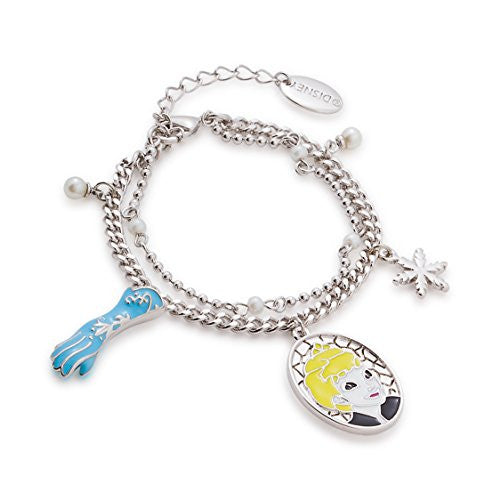 Disney by Couture Kingdom Frozen Elsa Charm Bracelet