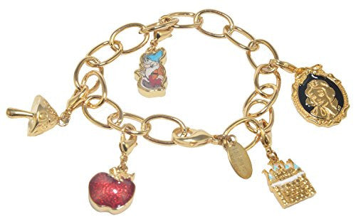 Disney by Couture Kingdom Snow White Charm Bracelet