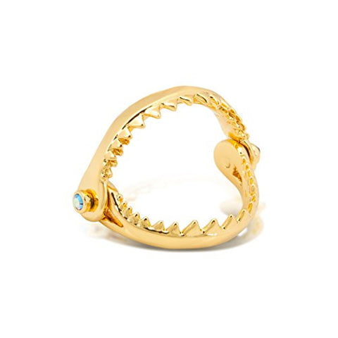 Disney by Couture Kingdom Little Mermaid Ariel Shark Tooth Ring