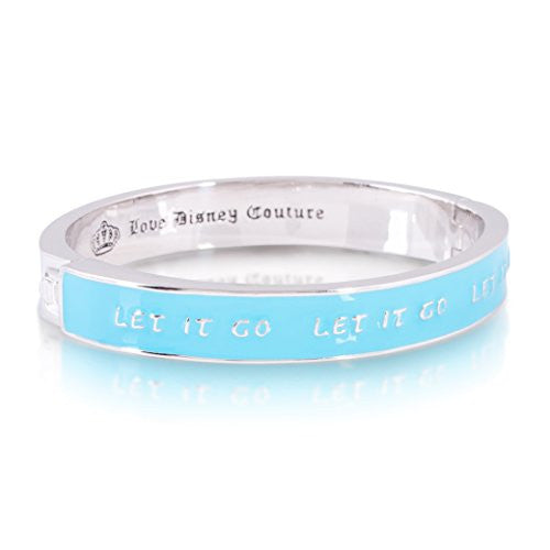 Disney by Couture Kingdom Frozen Let It Go Bangle Bracelet