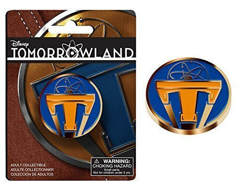 Disney Tomorrowland Movie 1964 Prop Replica Collectible Pin 2 5758