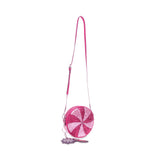 Betsey Johnson Kitsch Peppermint Swirl Crossbody