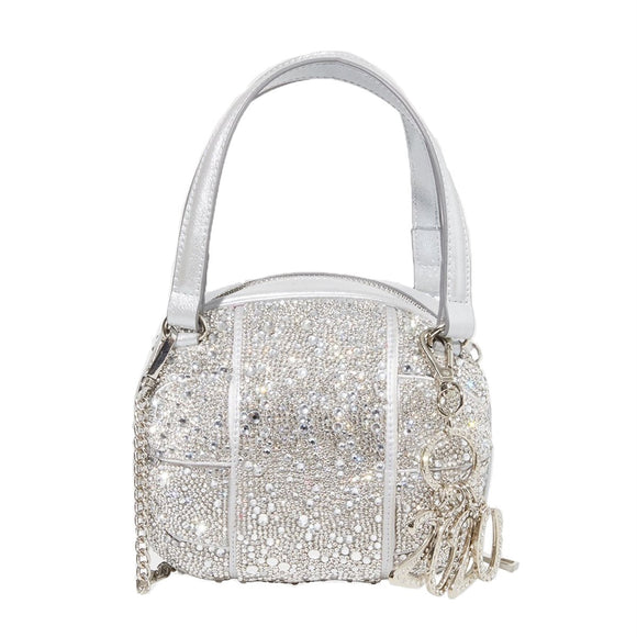 Betsey Johnson Limited Edition Ball Drop Crossbody Bag