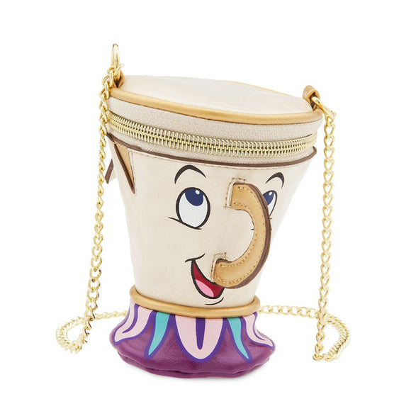 Danielle Nicole Beauty and the Beast Chip Crossbody Handbag
