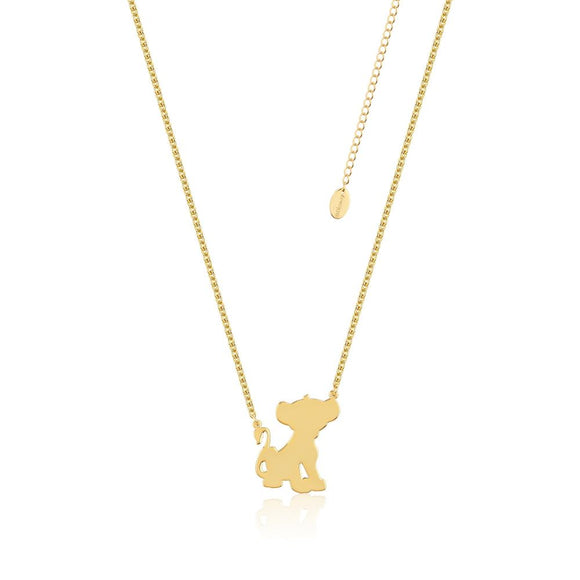 Disney by Couture Kingdom The Lion King Simba Necklace