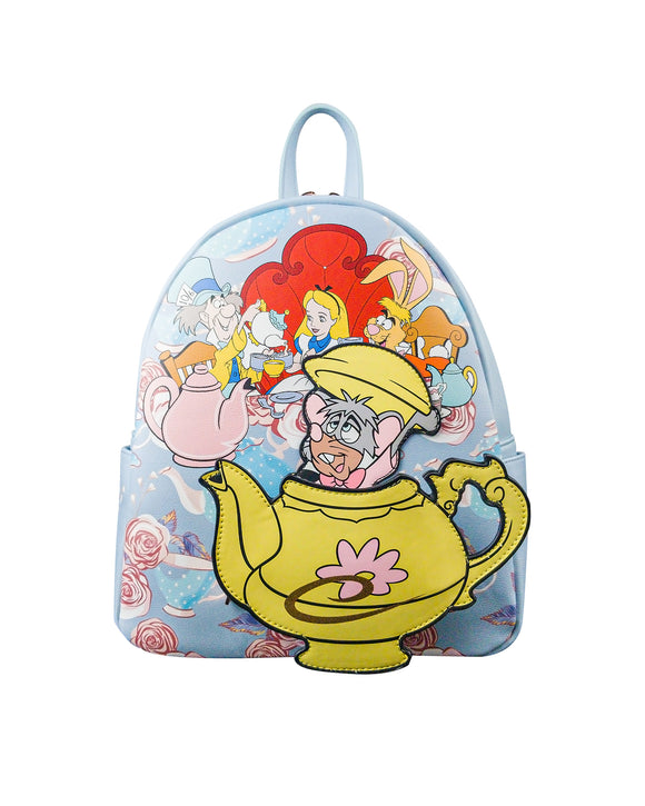 Disney Alice in Wonderland Tea Party Backpack