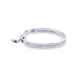 Disney by Couture Kingdom Winnie the Pooh Bangle Bracelet