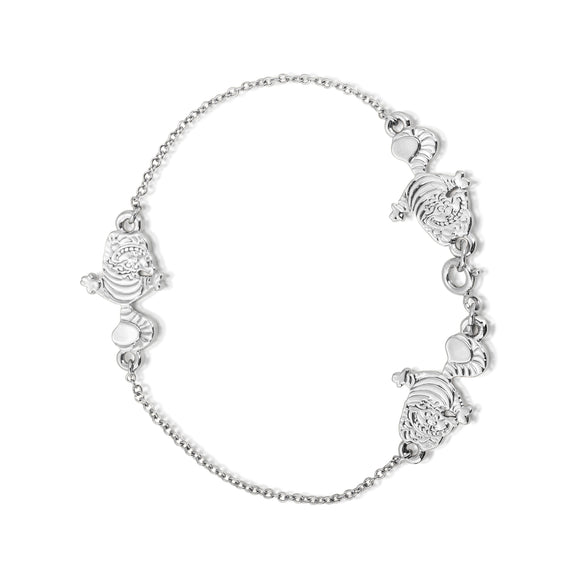 Disney by Couture Kingdom Alice in Wonderland Cheshire Cat Bracelet