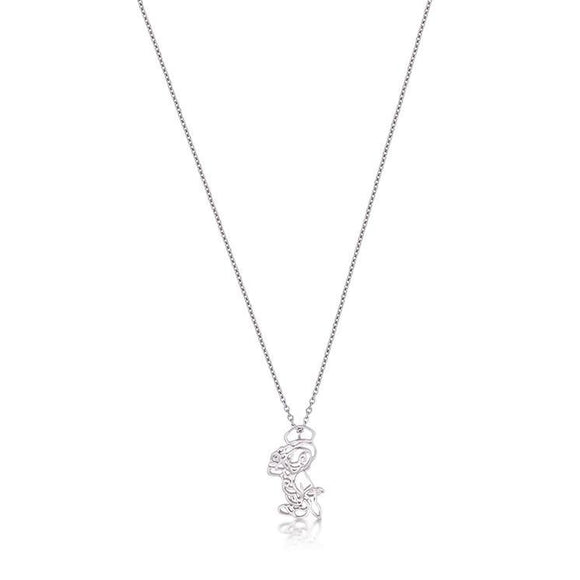 Disney by Couture Kingdom Jiminy Cricket Outline Necklace