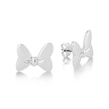 Disney by Couture Kingdom Minnie Mouse Bow Stud Earrings
