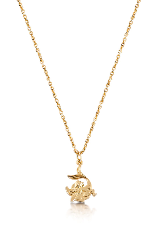 Disney by Couture Kingdom Little Mermaid Ariel Necklace
