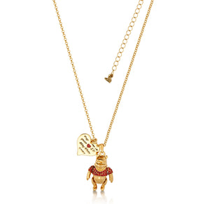 Disney by Couture Kingdom Winnie the Pooh Necklace