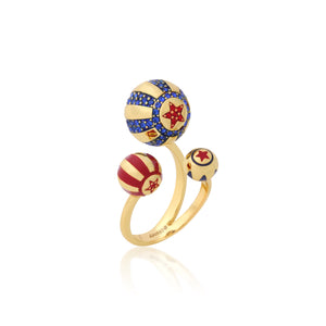 Disney by Couture Kingdom Dumbo Circus Ball Ring