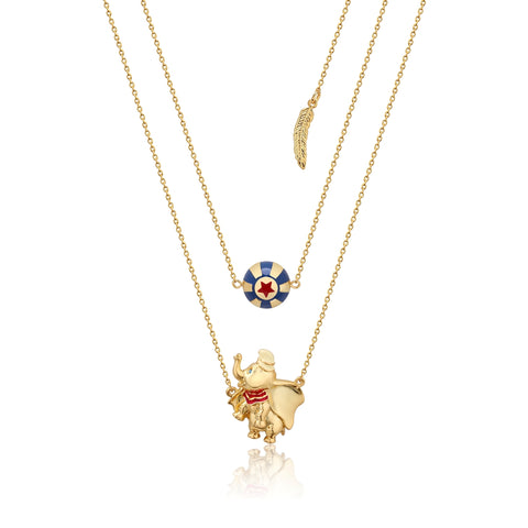 Disney by Couture Kingdom Dumbo Circus Ball Necklace