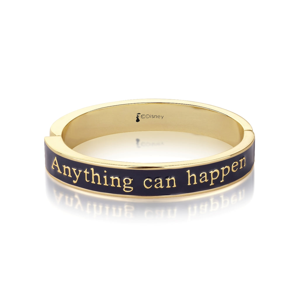 Disney by Couture Kingdom Mary Poppins Anything Can Happen Bangle