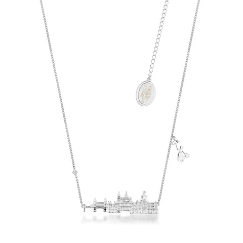 Disney by Couture Kingdom Mary Poppins Cherry Tree Lane Necklace