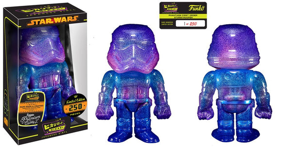Funko Hikari Sofubi: Star Wars Phantasm First Order Stormtrooper Vinyl Figure