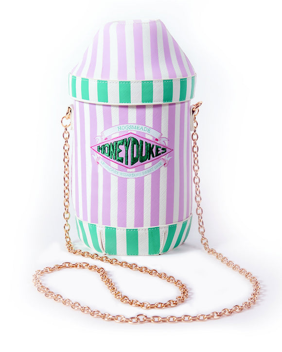 Danielle Nicole Harry Potter Honeydukes Cylinder Crossbody Handbag
