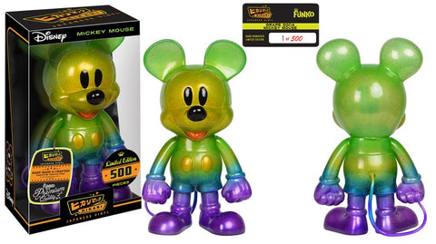 Funko Hikari Sofubi: Mickey Mouse Grape Soda Vinyl Figure