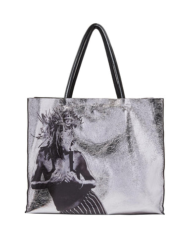 Betsey Johnson In A Flash Shopper Tote Bag