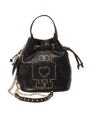 Betsey Johnson Kiss And Tell  Crossbody Bag