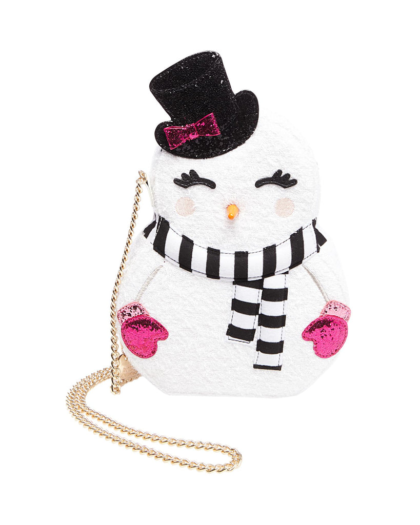 Betsey Johnson Kitsch Snogal Crossbody Bag