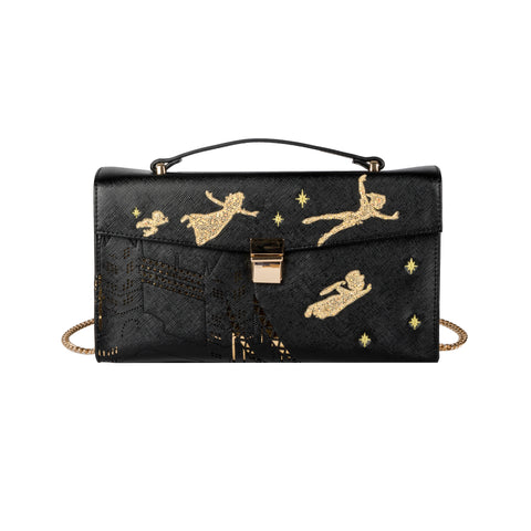 Danielle Nicole Peter Pan London Scene Mini Satchel
