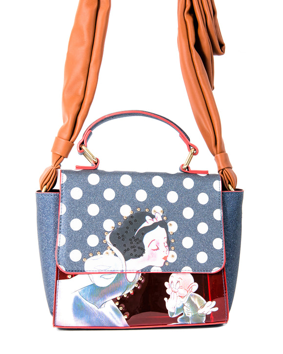 Disney Snow White Pop Vintage Crossbody
