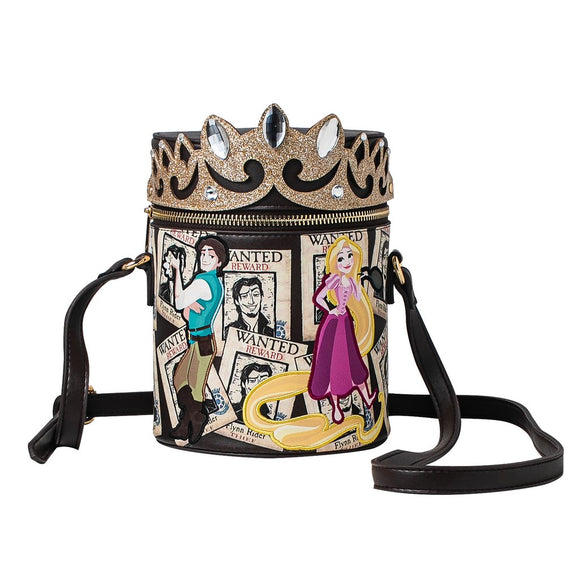 Disney Tangled Wanted Crossbody