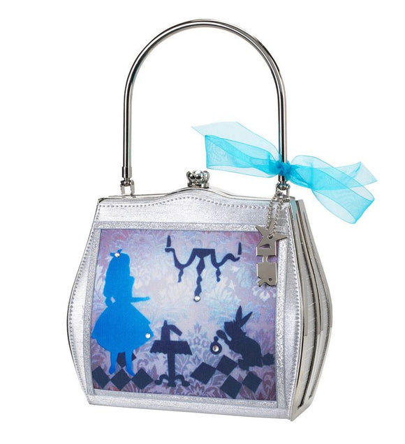 Helen Rochfort Alice in Wonderland Fairy Tale Limited Edition Handbag