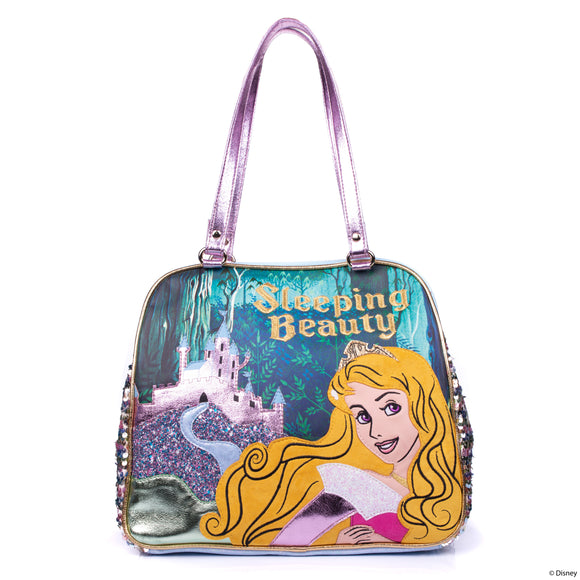 Irregular Choice Sleeping Beauty Princess Handbag