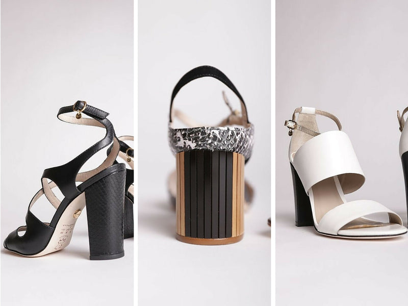 New Arrivals: The Block Heel Sandals and Classy Pumps