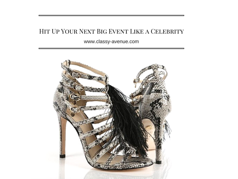 Fashion: How to Hit Up Your Next Big Event Like a Celebrity