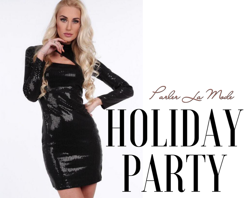 Women's Fashion: Get Ready for a Holiday Party!