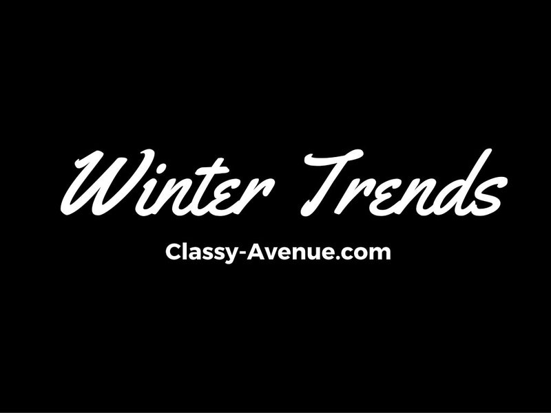Parler La Mode Winter Trends: 12 Outfits to Soar with Style