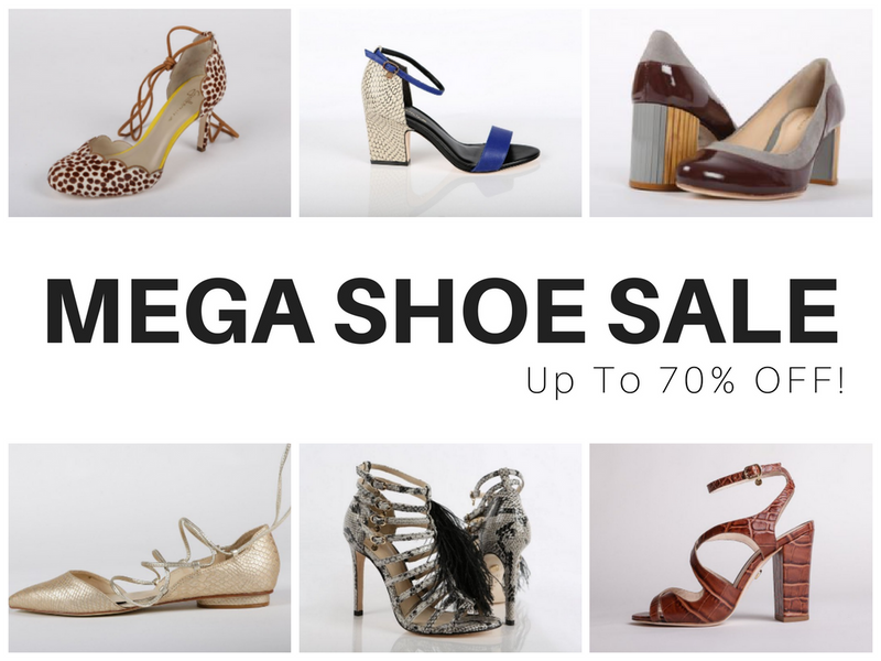 Mega Shoe Sale + New Styles by Skunk Brazil and More